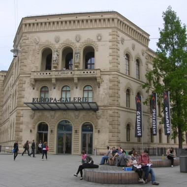 Europa-Galerie / Saarbrücken